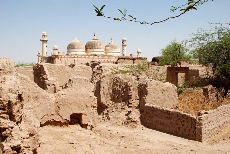 Alte Moschee lizenzfreie stockbilder