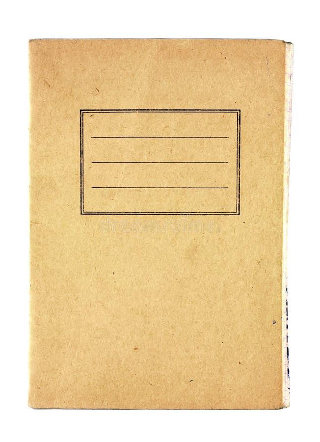 Alte Notizbücher lizenzfreie stockfotos