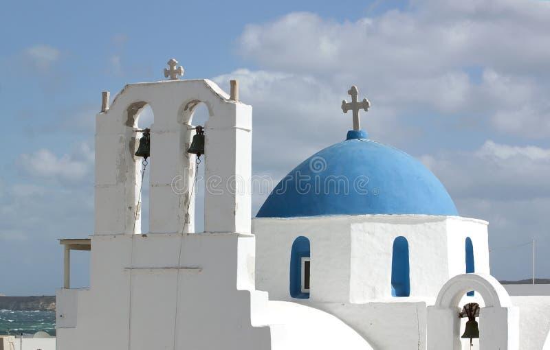 Alte orthodoxe griechische Kirche lizenzfreie stockfotos