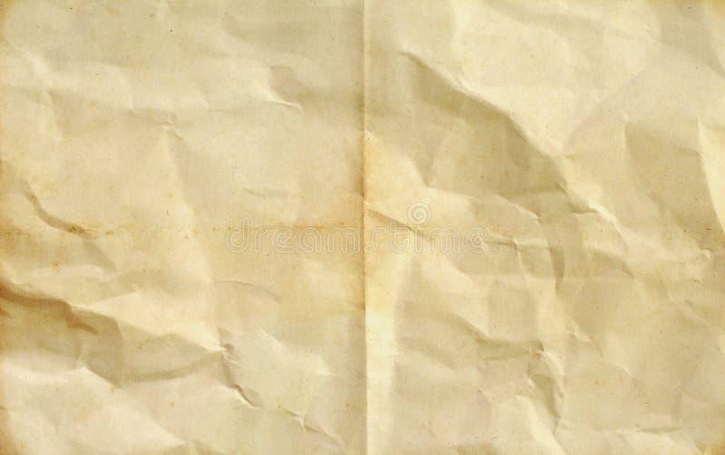 Alte Papierbeschaffenheiten stockbilder