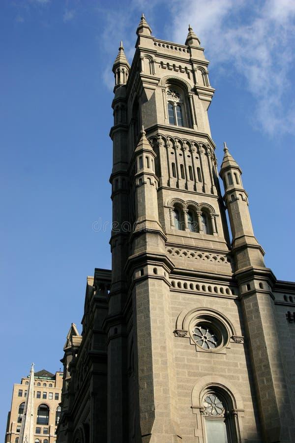 Alte Philadelphia-Kirche lizenzfreie stockfotografie