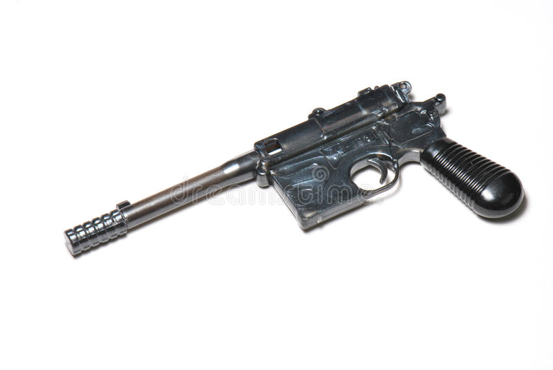 Alte Pistole lizenzfreie stockfotos
