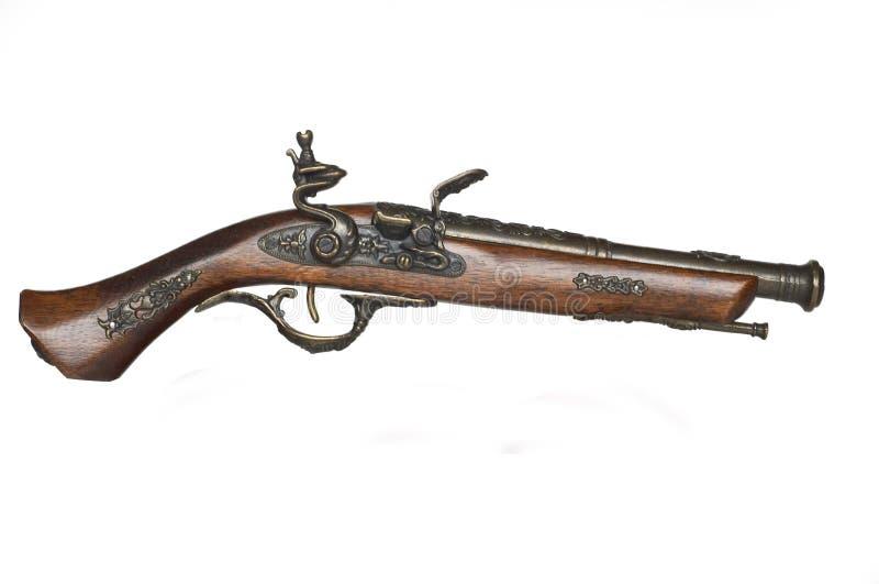 Alte Pistole lizenzfreie stockfotografie