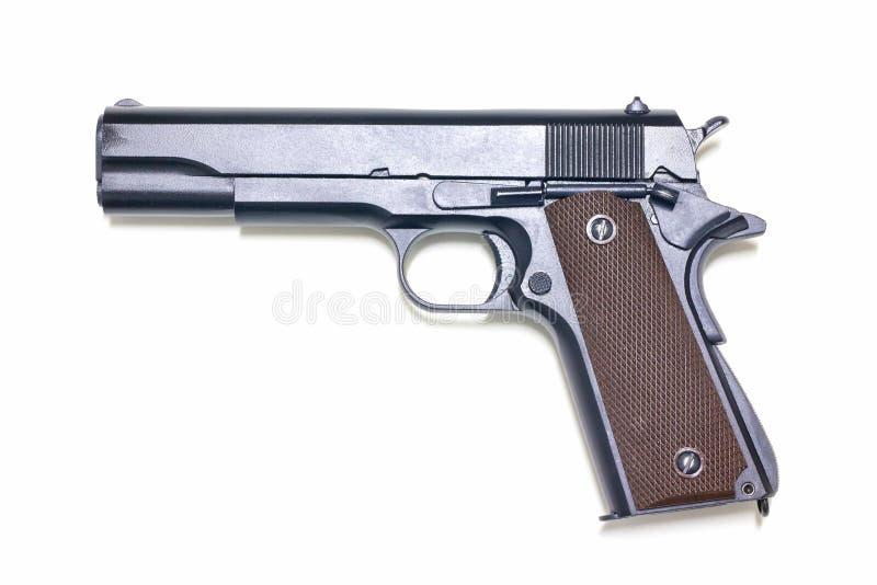 Alte Pistole stockbilder