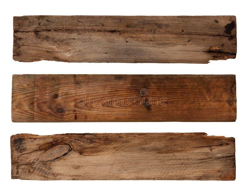 Alte Planken stockbild