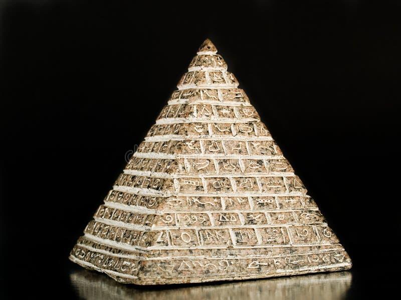 Alte Pyramide stockfotos