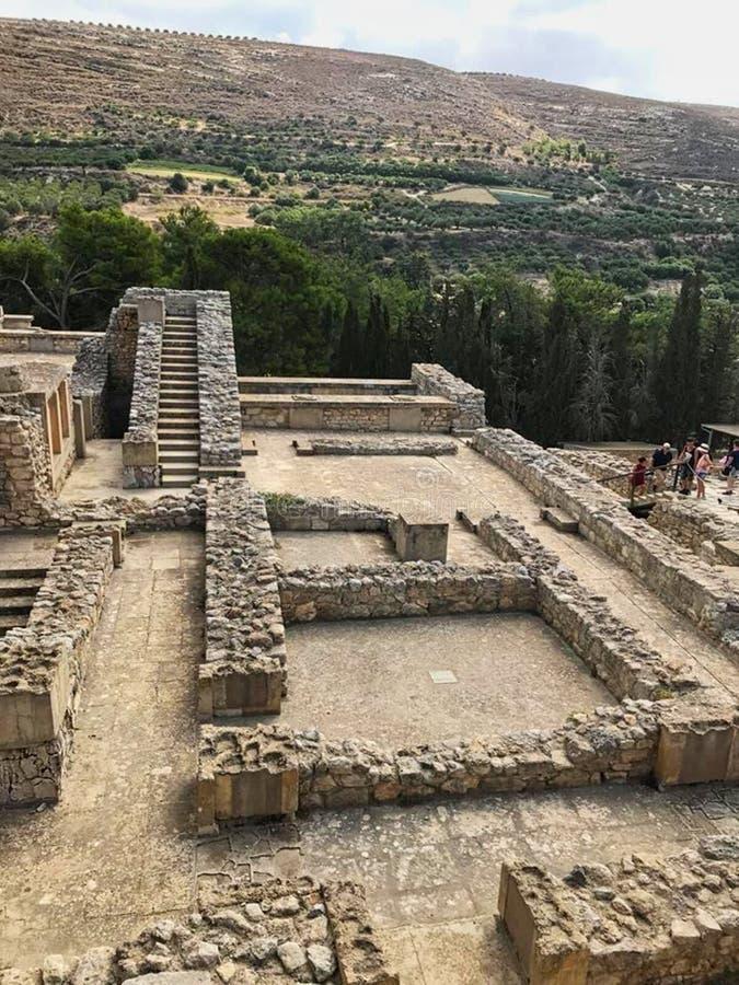 alte Restruinen von Pompeji in Italien lizenzfreie stockbilder