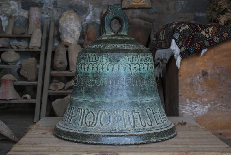 Alte Rinde von Tatev-Kloster in Sjunik-Provinz der Republik Armenien stockfotografie