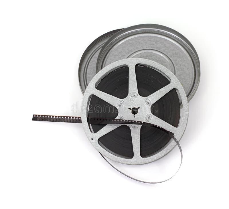 Alte Rolle des Filmfilmes stockbild