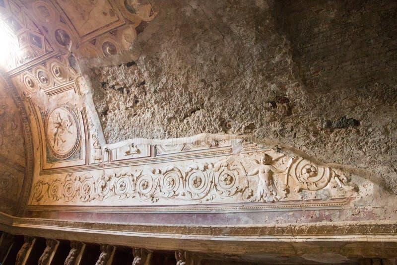 Download Alte Roman Pompei-Ruinen imagen de archivo. Imagen de narragansett - 64203263