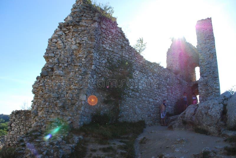 Download Alte Ruinen redaktionelles bild. Bild von wand, stein - 27735170