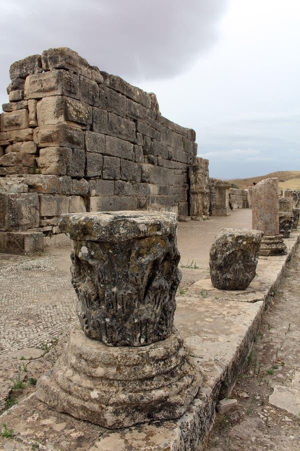Alte Ruinen lizenzfreie stockbilder