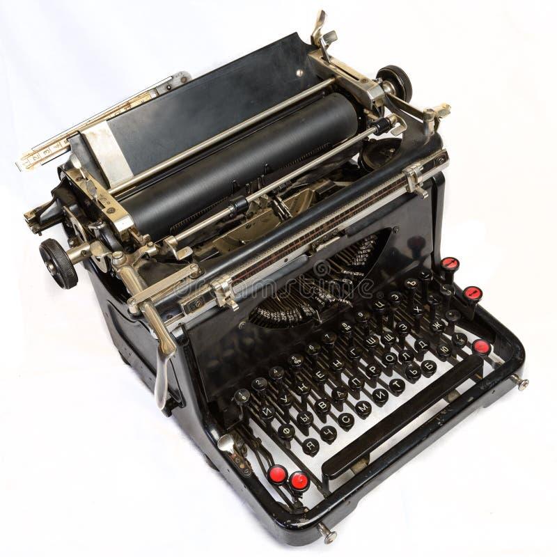 Alte Schreibmaschine 2 lizenzfreie stockfotos