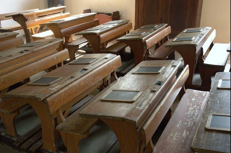 Alte Schule II stockfotos