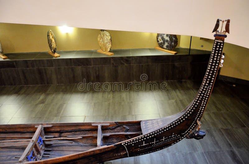Alte Stücke im Vatikan-Museum stockbild