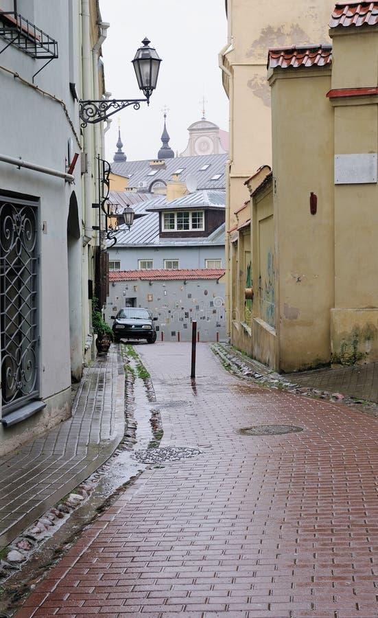 Alte Stadt lizenzfreies stockbild