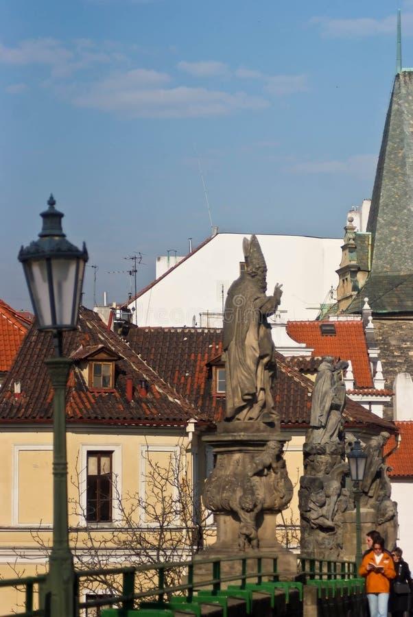 Alte Stadt Der Kremlin wird im Fluss reflektiert Prag, Tschechische Republik stockfoto