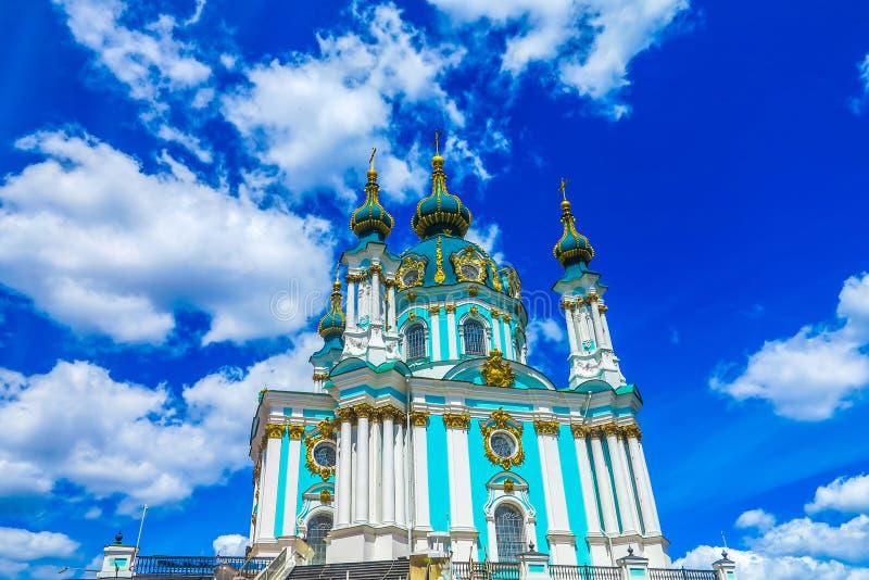 Alte Stadt 06 Kiews lizenzfreies stockfoto