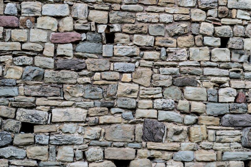 Alte Steinwand stockfotografie