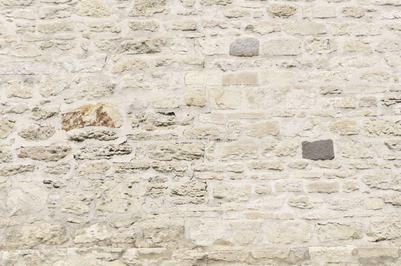 Alte Steinwand-Beschaffenheit lizenzfreies stockbild