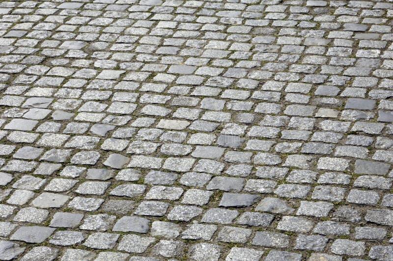 Alte Straße lizenzfreies stockbild