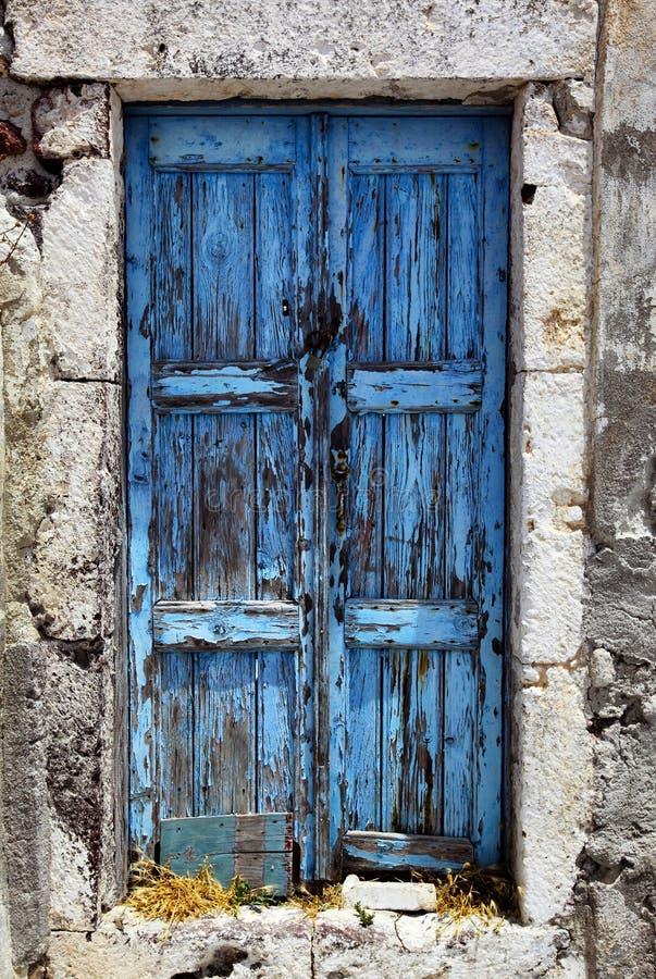 Alte Tür stockfotografie