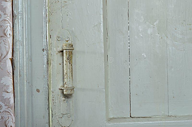 Alte Tür, Stift, Weinlese, Farbe, Weiß, Tapete, Haus, Raum, hölzern stockfotografie