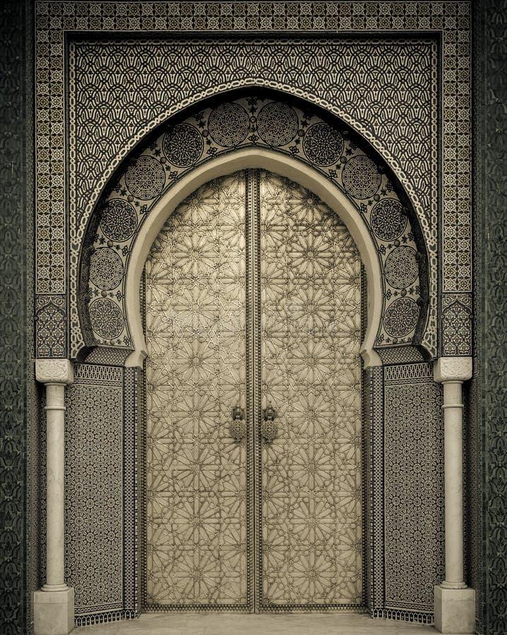 Download Alte Türen, Marokko Stockfoto. Bild Von Hintergrund, Dekoration    34171910