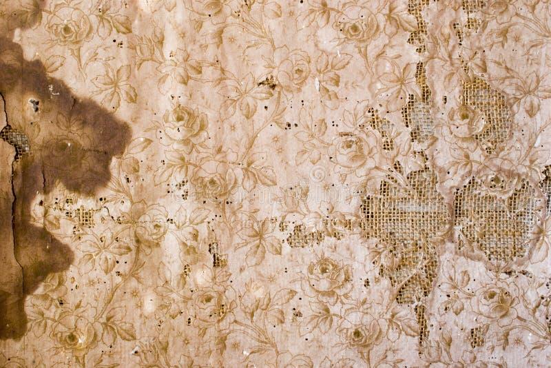 alte tapete alte damast tapete stockfoto malerische wohnideen designer mode taschen u. Black Bedroom Furniture Sets. Home Design Ideas