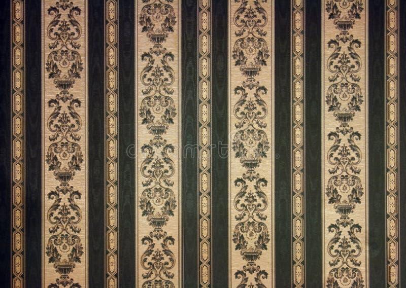 alte tapete stockbild bild von vertikal element tapete 15512869. Black Bedroom Furniture Sets. Home Design Ideas