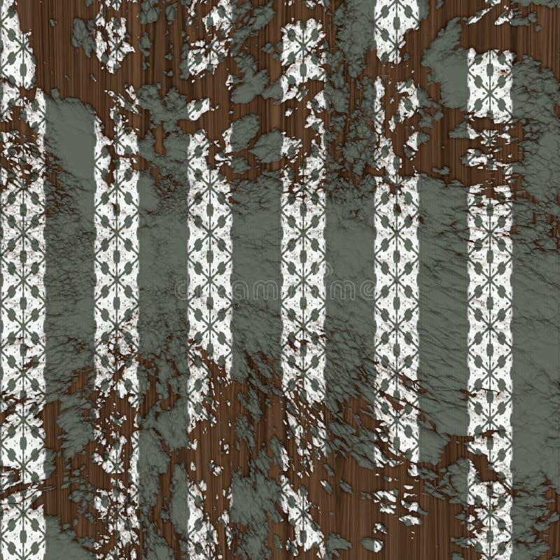 alte tapete stock abbildung illustration von hintergrund 17847746. Black Bedroom Furniture Sets. Home Design Ideas