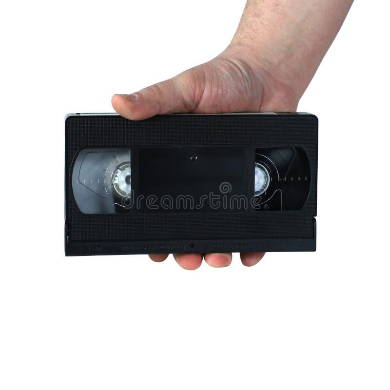 Alte VHS-Kassette stockfotografie
