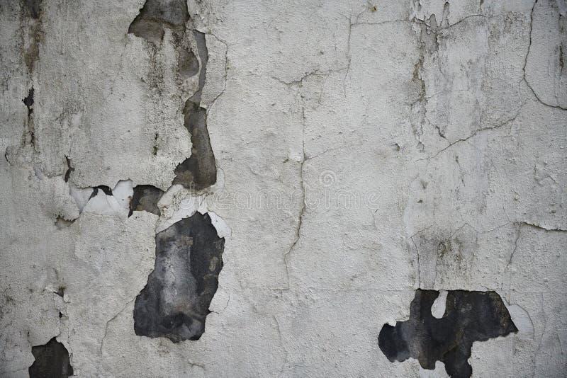 Graue Wand Mit Lichteffekt Der Herzform Und Schatten ...