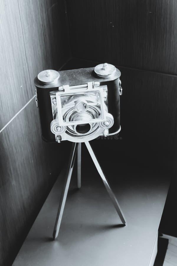 Alte Weinlesekamera stockbild
