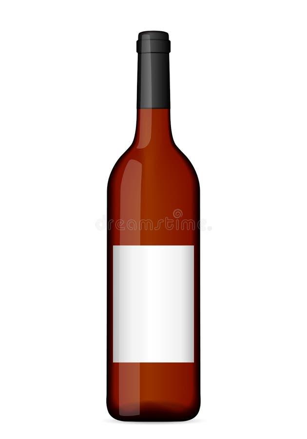 Alte Weinzahnstange vektor abbildung