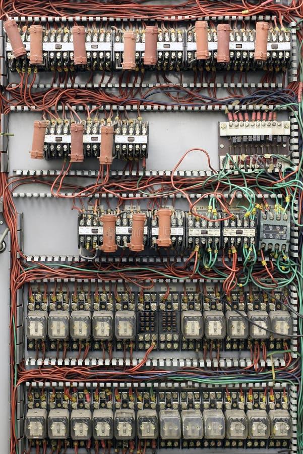 Alte weitergebende Automatisierung lizenzfreie stockbilder