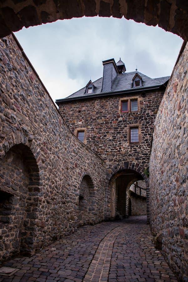 Altena è una città in Germania, nella Renania settentrionale-Vestfalia fotografia stock