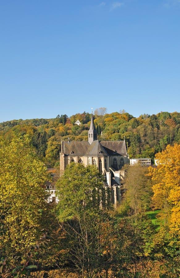 Download Altenberg Domkyrka, Bergisch Land, Tyskland Fotografering för Bildbyråer - Bild av lopp, berömdt: 27280325