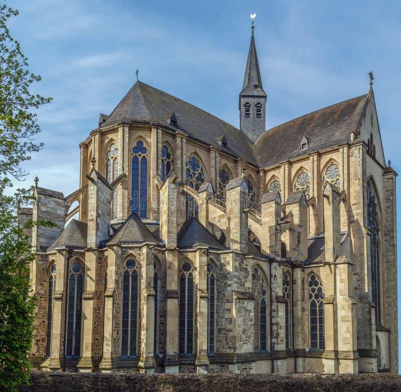 Altenberger Dom, Deutschland lizenzfreie stockbilder