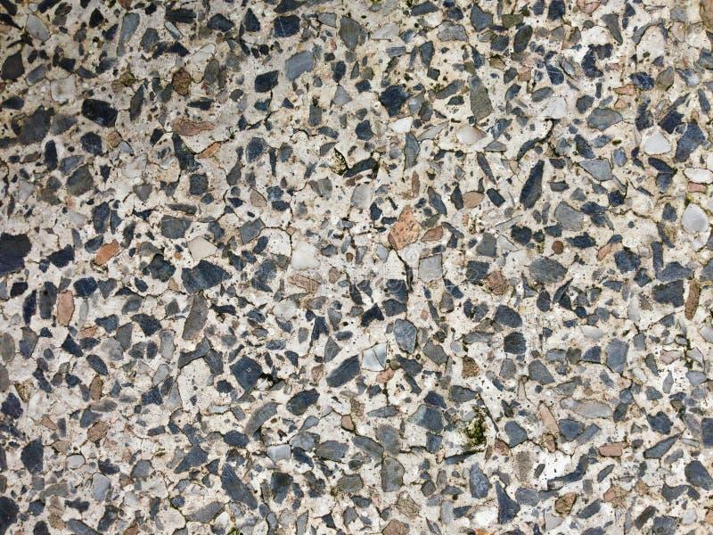Terrazzo Bodenbelag alter beschaffenheit terrazzo boden poliersteinmusterhintergrund