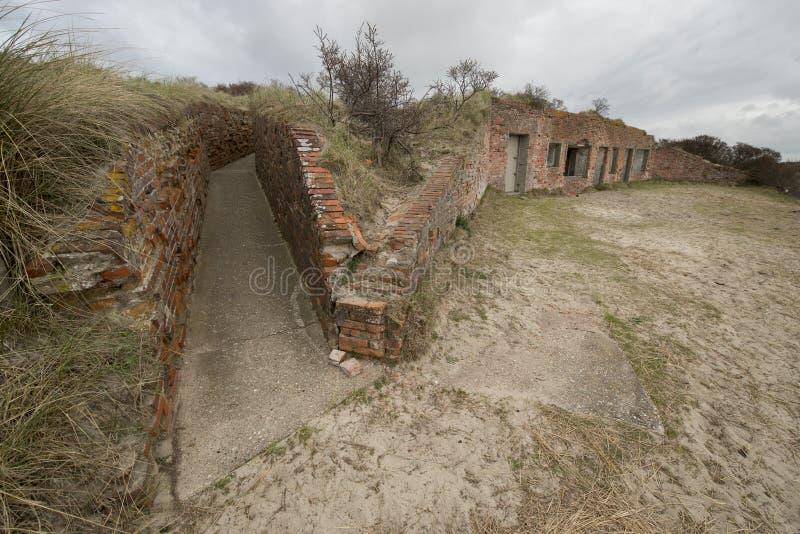 Alter Bunker lizenzfreie stockfotografie
