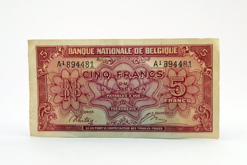 Alter Devisenwechsel