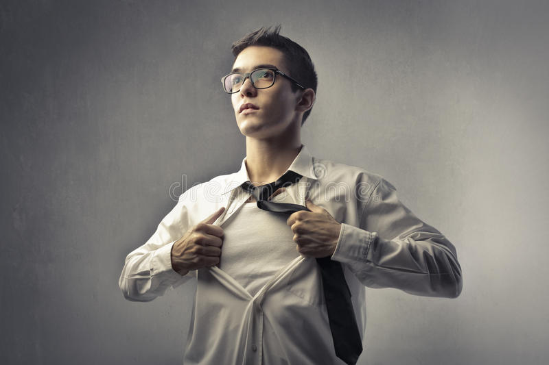 Alter ego stock photography