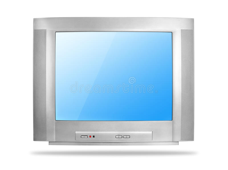 Alter Fernseher stockbilder