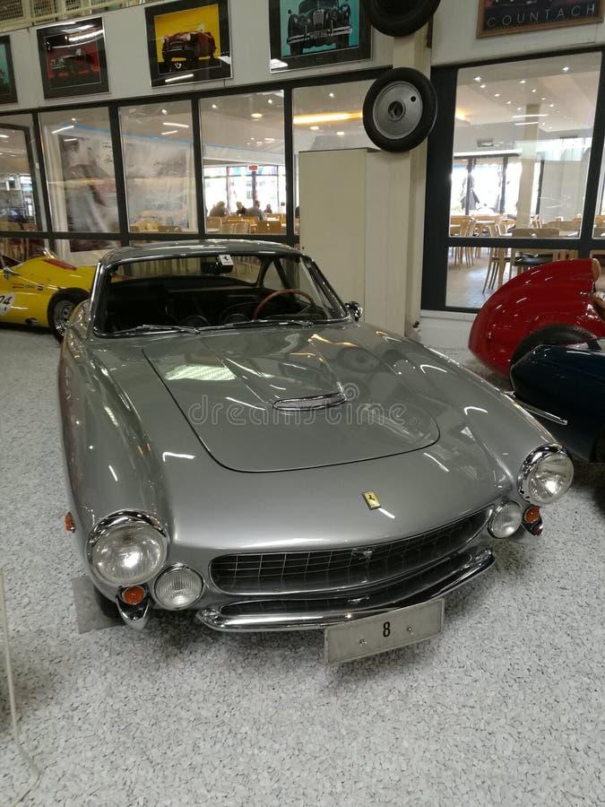 Alter Ferrari lizenzfreies stockfoto
