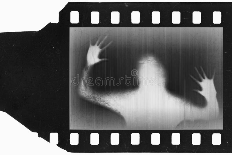 Alter Film lizenzfreies stockfoto