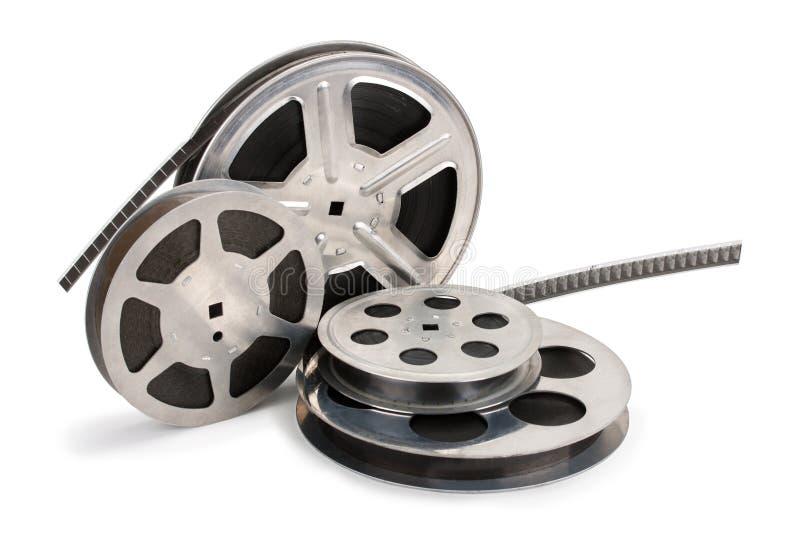 Alter Film-Streifen lizenzfreie stockfotografie