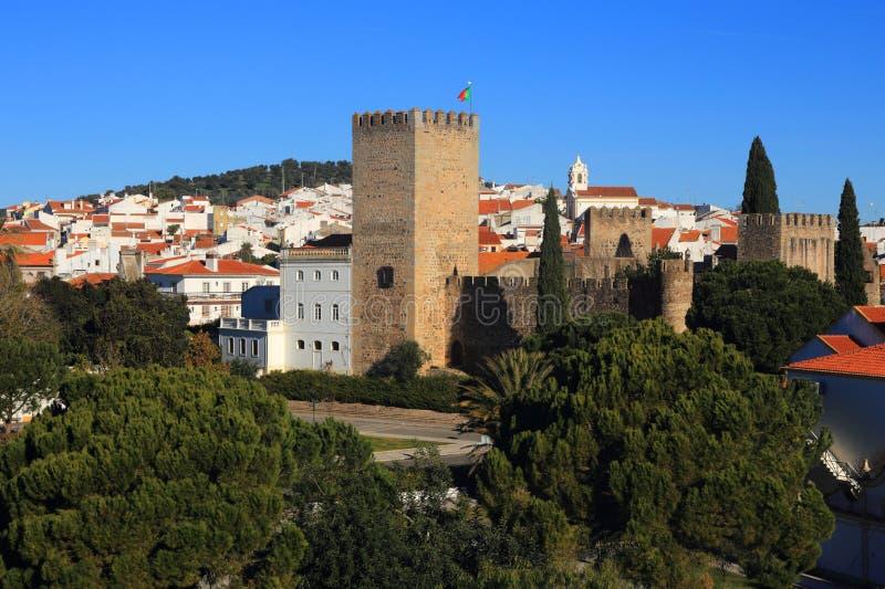 Alter font Chao, dans le secteur de Portalegre Alto Alentejo, Portugal photos libres de droits
