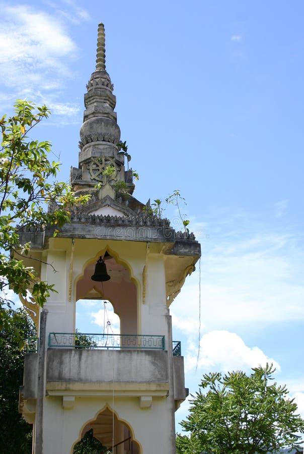Download Alter Glockenturm stockbild. Bild von blau, siamesisch, himmel - 36621