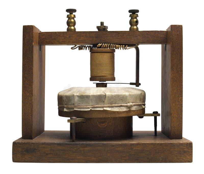 Alter Graham Bell Telefone lizenzfreie stockbilder